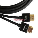 상한 유형 C HDMI 케이블, 셀룰라 전화를 위한, 휴대용 퍼스널 컴퓨터