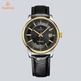 De Lujo De Oro De Negocios Hombres Mecánicos De Reloj De Acero Inoxidable Impermeable Resistente Al Choque 72204