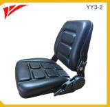 Der Materialtransport Equirement zerteilt justierbaren Gabelstapler-Sitz