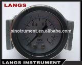 053ブラケットが付いている乾燥した圧力計