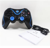 Palanca de mando elegante sin hilos del regulador del juego del teléfono del T3 Bluetooth para PS3