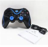 T3 PS3를 위한 무선 Bluetooth 지능적인 전화 게임 관제사 조이스틱