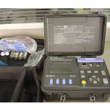 Hotsale 광범위 5kv 5t 옴 절연 저항 시험