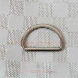 """Inarcamento di cinghia all'ingrosso dell'anello a """"D"""" del metallo della lega del hardware"""