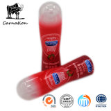 jouets doux de sexe de lubrifiant de corps de la fraise 50ml