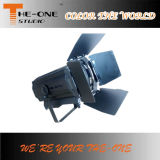 120With200With300W projector do diodo emissor de luz Fresnel com auto zoom