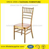 도매 금속 알루미늄 철 사건 Tiffany Chiavari 의자