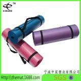 Esteira grossa extra da ioga da esteira NBR da ioga da espuma da esteira NBR da ioga