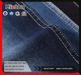 Tessuto di lavoro a maglia del denim dello Spandex del cotone per la maglietta