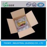 Vult de Materiële PE van de bescherming Leegte en de Verpakkende Film van het Kussen van de Lucht