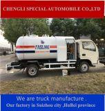 채우는 시스템 LPG 분배기 트럭을%s 가진 5500liters LPG 채우는 플랜트