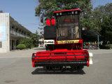 車輪のタイプ高性能ピーナツコンバイン収穫機
