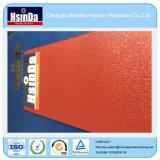 Epoxy электростатическое красное голубое покрытие порошка брызга текстуры кожи