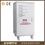 трехфазное напряжение тока Steplizer электропитания электрического генератора регулятора напряжения тока стабилизатора 90kVA