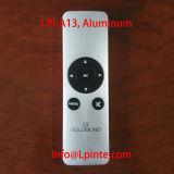 Casa de alumínio de controle remoto para o rádio audio
