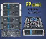 新シリーズ4*1000Wの高性能のプロ電力増幅器(FP10004)