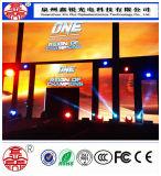 Mietauflösung P6 allgemein verwenden die hohe, die den farbenreichen LED-Bildschirm druckgießt