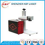 Машина маркировки лазера волокна цены со скидкой малая промышленная для сбывания
