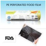 Le PE extrafin d'emballage de cadre de couleur percé s'attachent le film (40M)