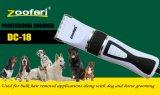 Tosquiadeira animal do animal de estimação do motor giratório