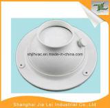 Difusor redondo del aire de sistema de la HVAC de la bola del jet