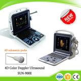 Ультразвук Doppler цвета оборудования 3D 4D Ce медицинский ручной портативный