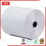 Etiquetas engomadas de encargo del papel del silicón