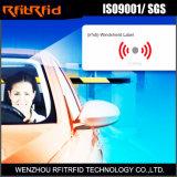 860-960 etiquetas do megahertz RFID para o pára-brisa
