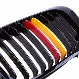 Griglia automatica del rene della parte anteriore dell'automobile del nero di lucentezza di alta qualità di E46 3series 2door 2002-2006 per BMW