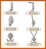 Crochet de couche d'acier inoxydable de l'accessoire SUS304 de toilette
