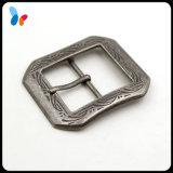 Curvatura de correia feita sob encomenda do metal da curvatura do Pin da liga do zinco do metal