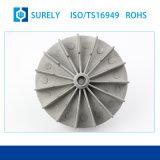 알루미늄 주문을 받아서 만들어진 CNC 정밀도 모래 폭파 차 부속은 주물을 정지한다