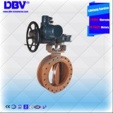 Electric Metal to Metal Triple Eccentric Butterfly Valve