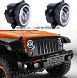 4 van de LEIDENE van de duim Vlek van de Jeep SUV van de Mist van de Boot van de Vrachtwagen Auto van het Werk steekt de Lichte Drijf Offroad 12V DrijfLicht voor Auto aan