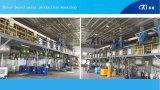 Matériau de construction pour décoration à membrane étanche HDPE