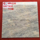 Mattonelle di pietra di marmo bianche naturali calde della porcellana del pavimento da 80 gradi della Cina del materiale da costruzione di vendita