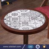 Table basse en bois Sbe-CZ0617 de Tableau d'Industral