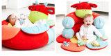 Juguete inflable de la felpa de la natación del asiento de la felpa de encargo del bebé