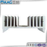 Perfil de aluminio de la protuberancia de la ranura de T para la cadena de producción industrial