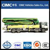 Camion della pompa per calcestruzzo di Isuzu 8X4 di alta qualità 48 tester