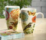 Taza al por mayor de cerámica del café o del té 14oz