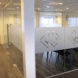 Пленка матированного стекла пленки окна бумаги риса конструкции офиса уединения защитная