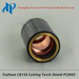 Экран PC0002 набора потребляемых веществ сварочного огоня плазмы Trafimet CB150