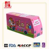 Leicht fetthaltige Bus-Form-Verpackungs-Kasten-Tier-Cracker