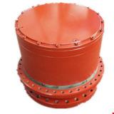 Reductor planetario de Spped de la caja de engranajes que recorre