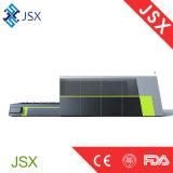 Feuille métallique de haute énergie de Jsx-3015A traitant la machine de découpage de Laster de fibre de commande numérique par ordinateur