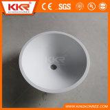 Kingkonree Cabinet Résine Acrylique Lavabo à surface solide