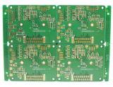 placa personalizada tomada o partido dobro do PWB da eletrônica automotriz de 1.0mm