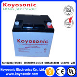 Marinebatterie-nachladbare Batterien 12V der Gel-tiefe Schleife-Batterie-12V