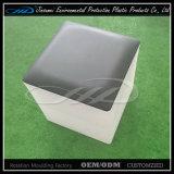 Sgabello rassicurante del cubo di qualità calda LED di vendita per il randello di notte della barra